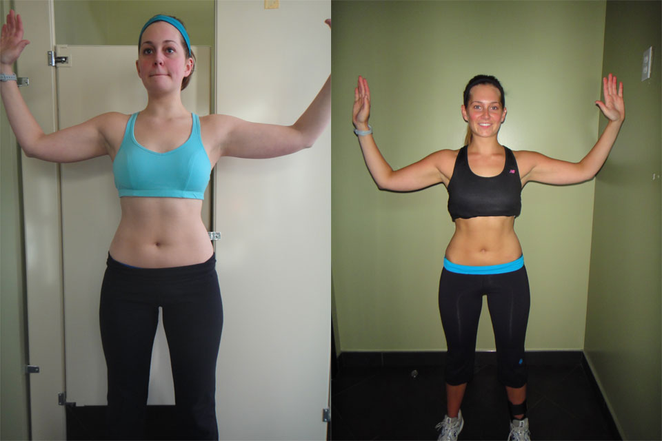 Shazia Paroo | Before and After Pictures | Kickboxing