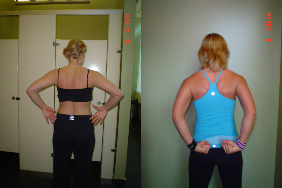 shazia paroo before and after pictures kickboxing